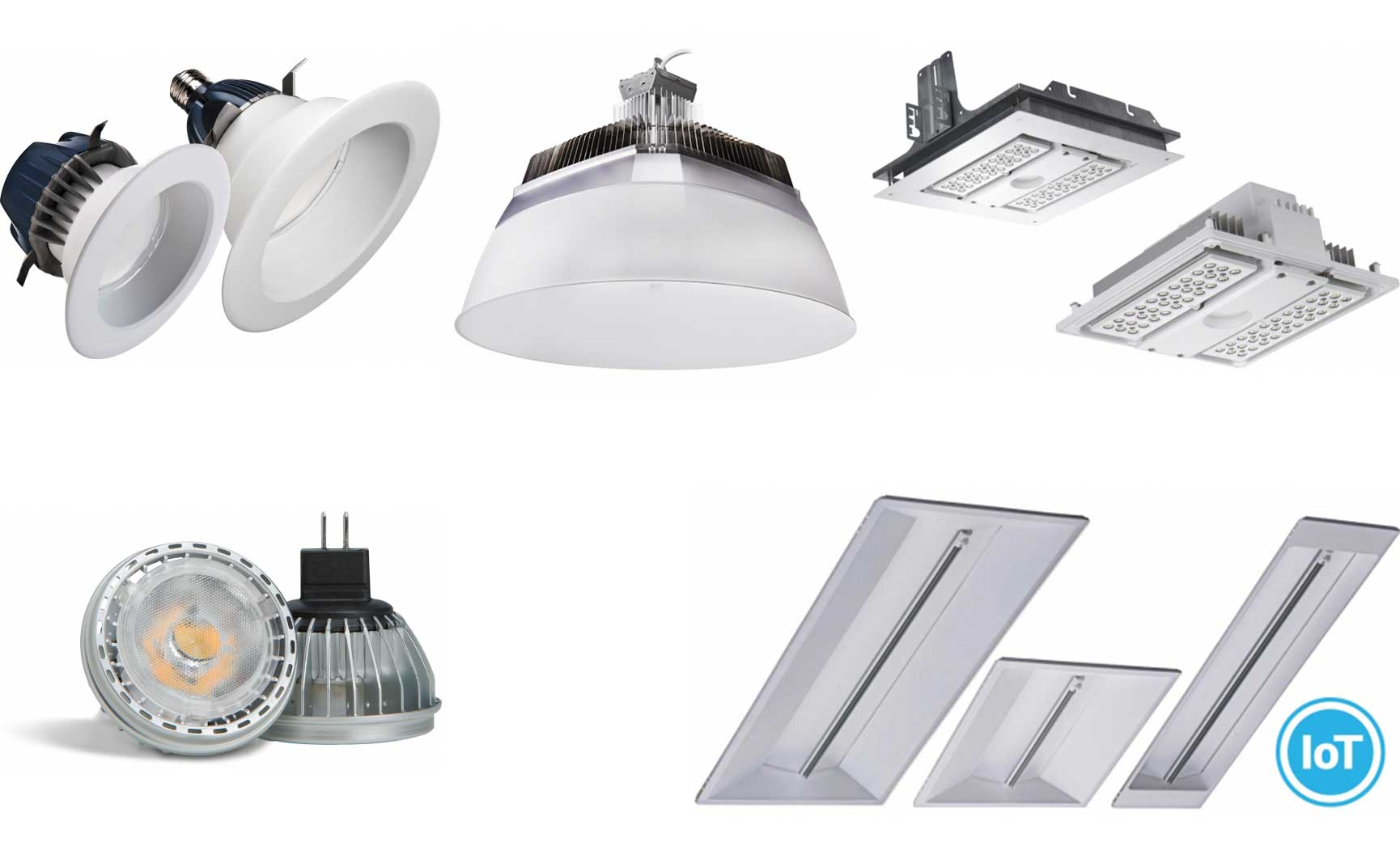 commercial led lighting can enhance your image and increase health